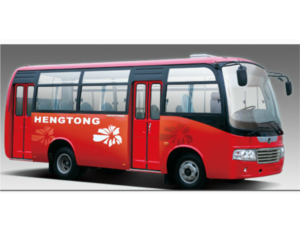 Hengtong S6 Medium bus series - CKZ6665D3