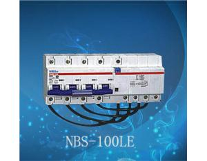 NBS-100LE SERIES EARTH LEAKAGE CIRCUIT BREAKER