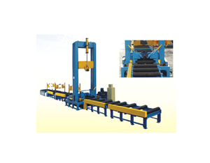 H-shaped steel heavy - duty assembly machine