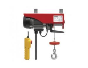 Operation type electric hoist