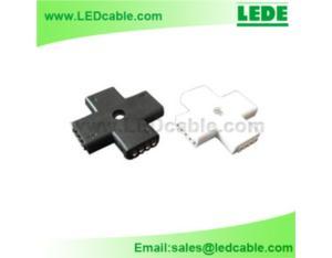 RGB LED Flexible Strip X Type Connector