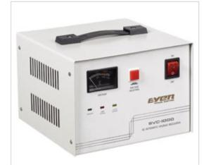 SVC Single Phase Automatic Voltage Regulator