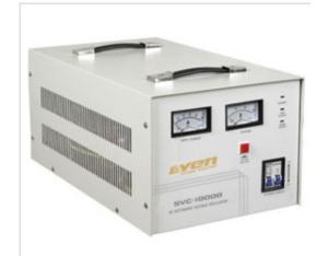 SVC Single Phase Automatic Voltage Regulator (AVR: 7500-30K VA)