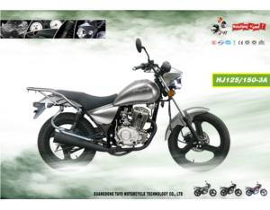 HJ125/150-3B Tiger Motorcycle