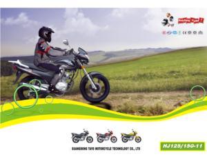 HJ125/150-16 JC Motorcycle