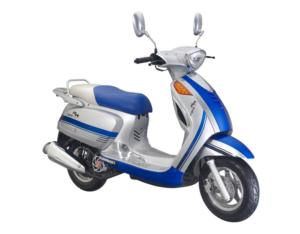 Scooter YB150T-12A