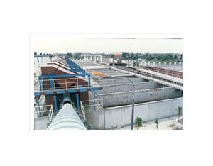Shanghai Sewage Treatment Project