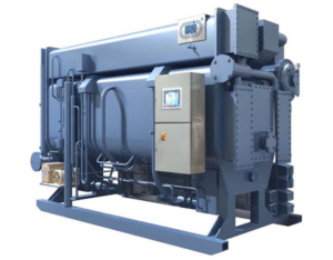 Steam Operated Lithium Bromide Absorption Chiller