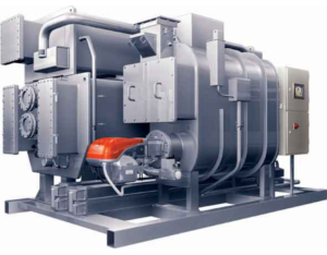 Direct Fired Lithium Bromide Absorption Chiller