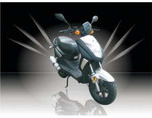 Motorcycle SY50QT-9(TWINKLE)