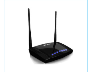 300Mbps Dual Band Wireless N Gigabit Router