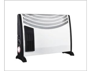 CONVECTOR HEATER DL03 TURBO&TIMER