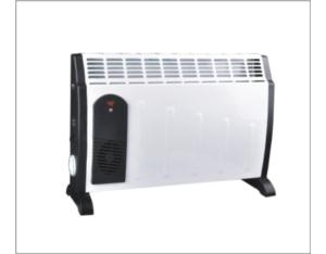 CONVECTOR HEATER DL08 TURBO&TIMER