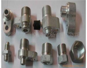 Automotive air conditioning fittings