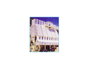 The metallurgical industry electricity dust collector