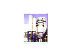 Chemical electricity dust collector