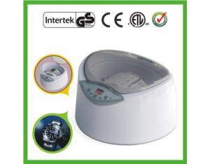 Electronic display of ultrasonic cleaner