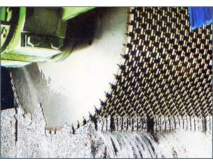 Multiblades Block Cutter