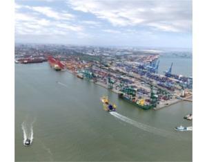 Tianjin Port 250,000-ton waterway engineering