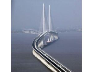 Shanghai Yangtze River Tunnel and Bridge Engineering
