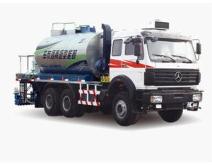 asphalt distributor, intelligent