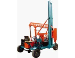 pile driver, hydrauloic