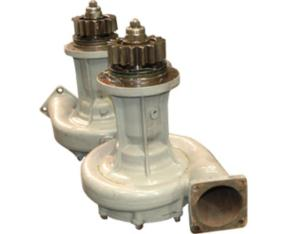 High Temperature and Low Temperature Water Pumps 280