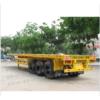 Triaxial flat-panel semi-trailer truck HSD9400TPB