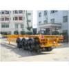 40 feet of three-axis skeleton semi-trailer truck HSD9400TJZG