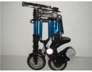 FOLDING ELECTRIC BICYCLE