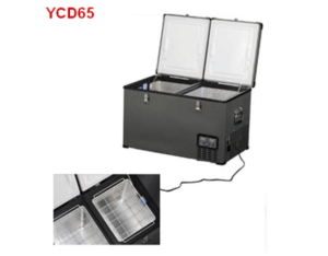 mobile refrigerator YCD65