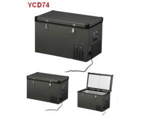 mobile refrigerator YCD74