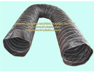 PVC flexible antistatic/explosive proof air duct