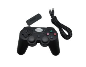 PS3/PC 2IN1 WIRELESS VIBRATION GAME CONTROLLER