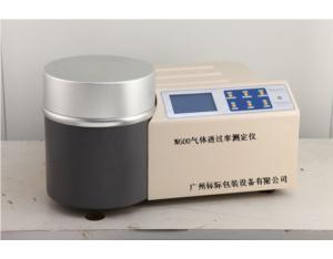 Aluminium foil GTR analyzer