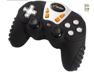 PS3/PS2/PC 3IN1 WIRELESS VIBRATION GAME CONTROLLER FT25C2