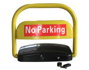 Parking barrier  Parking lock parking system