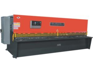 hydraulic shearing machine