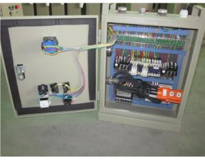 Control box for Access Working Platforms