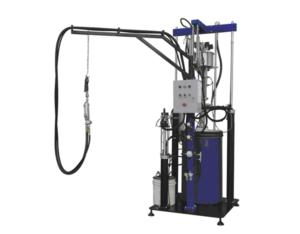 Insulating glass machine-Two-component Extruder