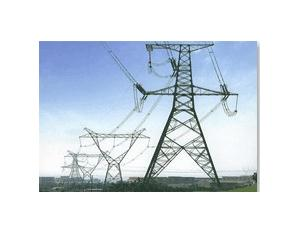 transmission and distribution lines project