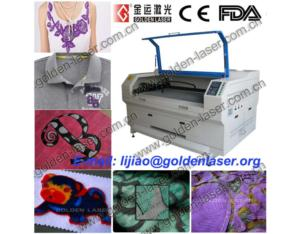 Auto Recognition Label Laser Cutting Machine With CCD Projector