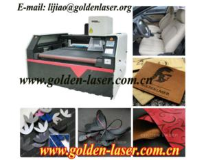 Laser Genuine Leather Seat Engraving Machine