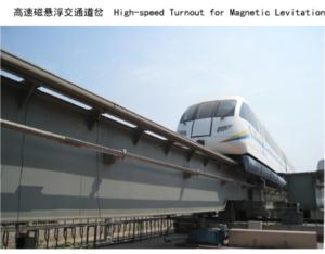 magnetic levitation transit