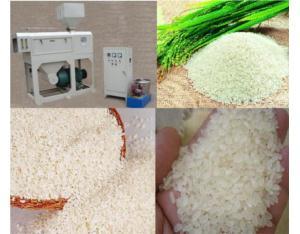 Rice Polishing Machine (Single Roller Model )