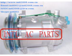auto ac compressor for Sanden 5H14 508 SD5H14 SD508 4516 158mm 1C (HD