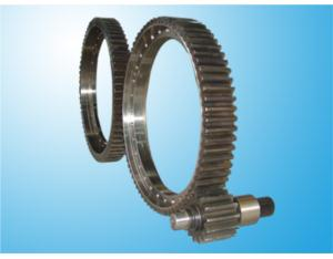Ball Slewing Ring Bearing Gear Types NT3805PX1
