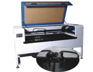 GL1480 Laser Cutting Machine for clothes