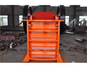 China Jaw Crusher Plant