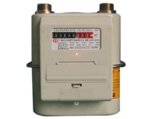 wireless gas meter